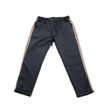 Good Evening Track Pant - Navy Nope