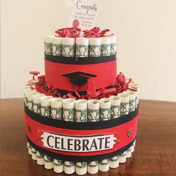 Graduation Money Cake Graduation Gift