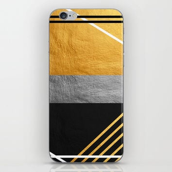 Minimal Complexity iPhone & iPod Skin by cadinera