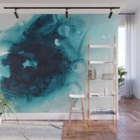 Hit Refresh Wall Mural by duckyb