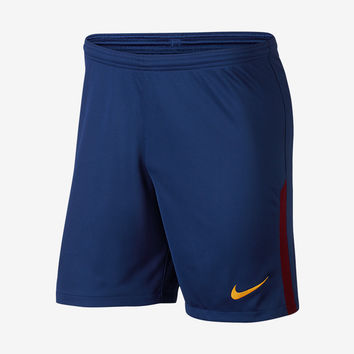 Barcelona 2017-18 Home Shorts