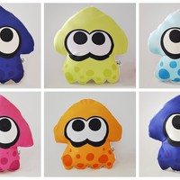 Squid Cushion