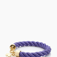 learn the ropes bracelet