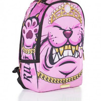 Sprayground Kitten Grillz Backpack