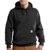Hooded Pullover Midweight Sweatshirt