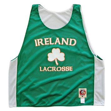 Ireland Lacrosse Pinnie
