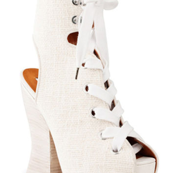 Acne Chiara Ankle Cutout Boot