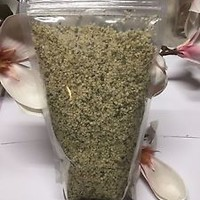 Hemp Seeds, Hearts ❤️ 1/2 Lb Raw-Hulled Non GMO/Kosher Certified Bulk Nuts/Seeds