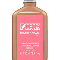 Warm & Cozy Luminous Body Bronzer - PINK - Victoria's Secret