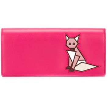 Tod's Fox Detail Wallet - O' - Farfetch.com
