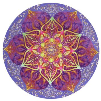 Round Wall Hanging Tapestry Wall Hanging Bedspread Beach Towel Mat Blanket Table