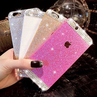 Bling Bling Crystal iphone 6 6s plus case