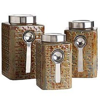 Pier 1 Imports - Product Details - Set of Reactive Canisters with Spoons