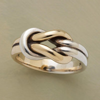 TIE THE KNOT RING         -                  Bridal & Celebration         -                  Rings         -                  Jewelry                       | Robert Redford's Sundance Catalog