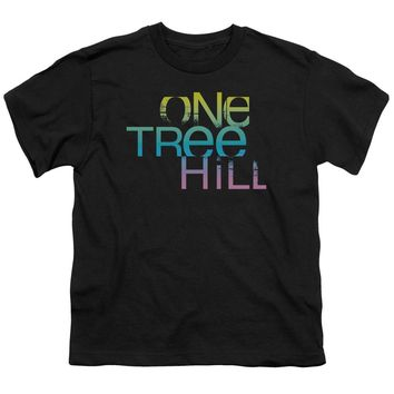 One Tree Hill - Color Blend Logo Short Sleeve Youth 18/1