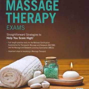 Master the Massage Therapy Exams (Master the Massage Therapy Exams)