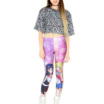 MOON AND MARS LEGGINGS