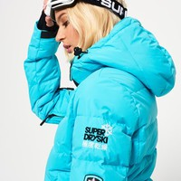 Superdry Ski Command Utility Down Jacket - Women's Jackets & Coats