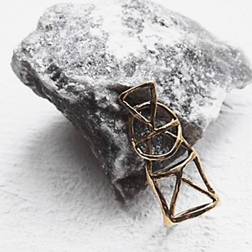 Species by the Thousands Womens Alchemy Ring - Brass