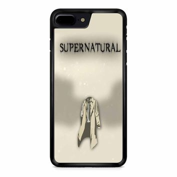 Supernatural - Castiel iPhone 8 Plus Case