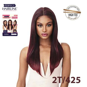 "OUTRE LACE FRONT 13""X6"" PERFECT HAIR LINE with BABY HAIR  - KARINA"