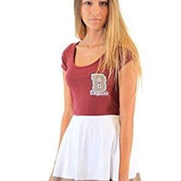 Saved By the Bell Bayside Tigers Cheerleader Uniform