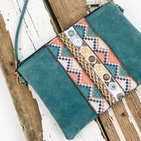 Tuscan Night Crossbody