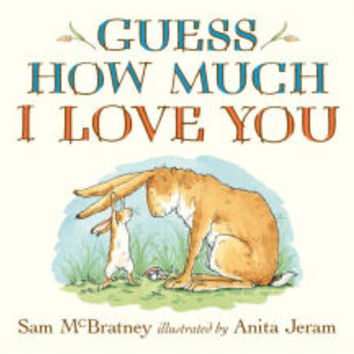 Guess How Much I Love You (Padded Board Book)