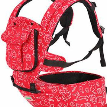 Toddler Backpack class WENDYWU 2017 New Design multifunctional baby carrier baby carrier Sling Toddler wrap Rider baby backpack suspenders hot Selling AT_50_3