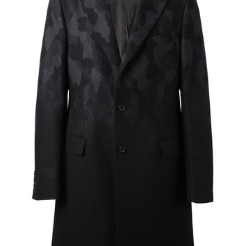 Raf Simons Sterling Ruby camouflage coat