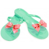 2/$25 Bow Jelly Sandal - Jelly sandals 2/$25 - Shoes (all) - Accessories  | Bizou