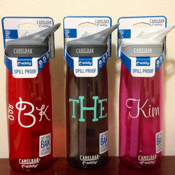 LOWEST PRICE Monogrammed Camelbak Water Bottle