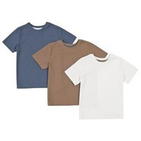 Clothing at Tesco | FF Pack of 3 t-shirts > tops & t-shirts > Younger boys (1-7years) >