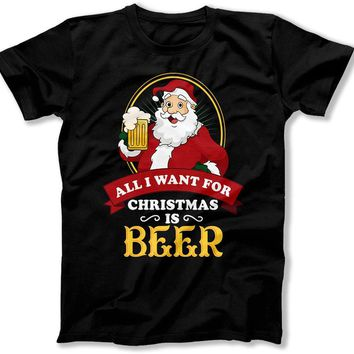 All I Need For Christmas Is Beer - ILA-20