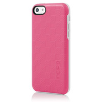 Incipio iPhone 5C Rowan Case - Pink / White