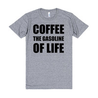 coffee the gasoline of life