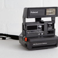 Vintage Working Polaroid 600 Business Edition Instant Camera, Tested and Works