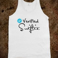 VERIFIED SWIFTIE TANK