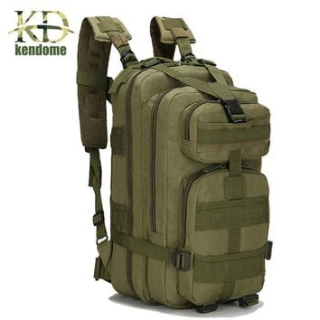 2018 Hot 8 Color 20L-25L Unisex Travel Rucksack Camping Hiking Trekking Camouflage Bag Outdoor Military Army Tactical Backpack