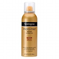 Neutrogena Micro-Mist Airbrush Sunless Tan Spray Deep | Walgreens