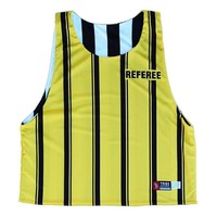 Referee and Official Sublimated Reversible Lacrosse Pinnie