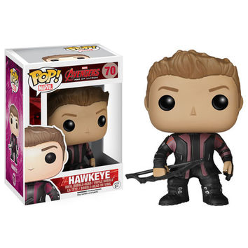 Hawkeye Avengers Age Of Ultron Pop Vinyl Figure Bobble Head