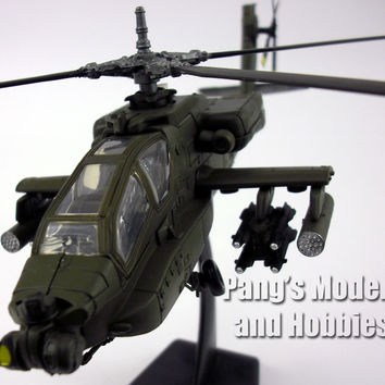 Boeing AH-64 Apache Helicopter 1/55 by NewRay