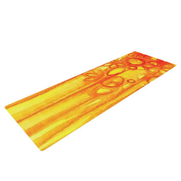 "Ebi Emporium ""Summer Sentiments"" Yoga Mat"