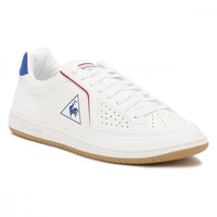 Le Coq Sportif Mens Optical White / Classic Blue Icons Trainers