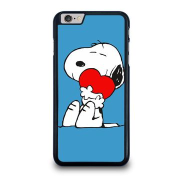 SNOOPY LOVE HEART iPhone 6 / 6S Plus Case