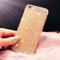 Glitter Powder Bling iPhone 6 Case