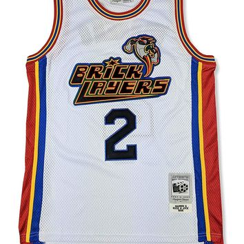 Rock N Jock Warren G Basketball Jersey