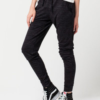 FULL TILT Space Dye Womens Jogger Pants | Pants + Joggers