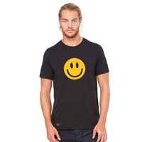 Zexpa Apparel™ Funny Smiley Face Super Emoji Men's T-shirt Funny Tee